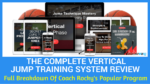 the complete vertical jump training system by coach rocky