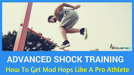 shock training plyometrics jump training