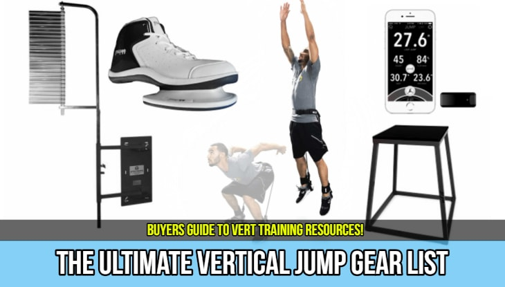 Vertical Jump Equipment List
