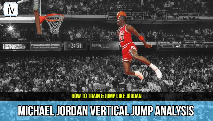 Michael Jordan vertical jump height