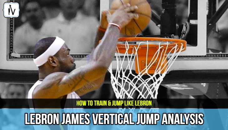 Lebron James Vertical
