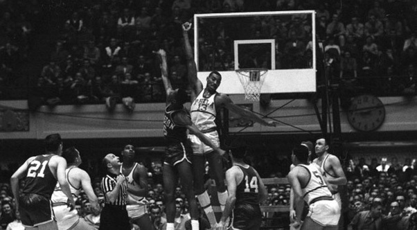 How High Could Wilt Chamberlain Jump